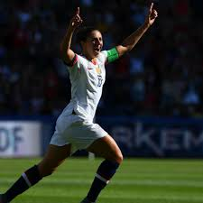 Carli Lloyd: From standout starting player, to the bench and back again