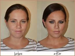 apply makeup to look natural befor