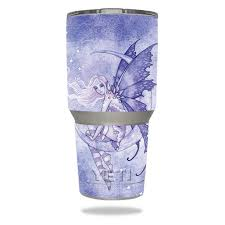 Skin For Yeti 30 Oz Tumbler Purple Moon Mightyskins Protective Durable And Unique Vinyl Decal Wrap Cover Easy To Apply Remove And Change Styles Walmart Com Walmart Com