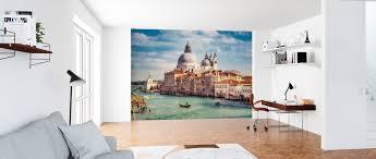 Basilica Santa Maria Della Salute In Venice Affordable Wall Mural Photowall