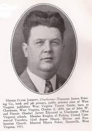 Homer Clyde Jarrett Sr. (1890-1978) - Find A Grave Memorial