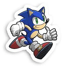 Decal Vinyl Truck Car Sticker Video Games Sega Sonic The Hedgehog Shadow
