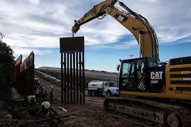 trump border wall construction kept on