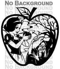 Snow White Poison Apple Witch Disney Car Wall Laptop Window Vinyl Sticker Decal Ebay