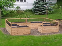 Deer Proof Vegetable Garden Kit By Gardens To Gr