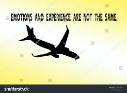 inspirational travel quotes emotions experience not stock
