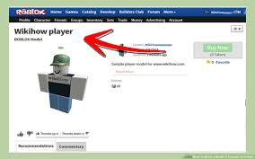 Model of Yourself on Roblox ...