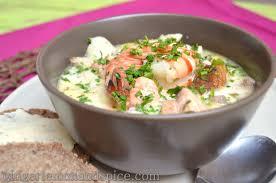 Ireland – Seafood Chowder ...