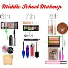 middle makeup 6th 7th 8th
