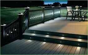 Deck Post Cap Solar Lights Evanhomedesign Co