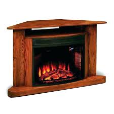 corner electric fireplaces clearance