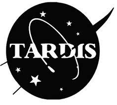 Doctor Who Tardis Star Black Vinyl Decal Buy Online In Cook Islands At Desertcart