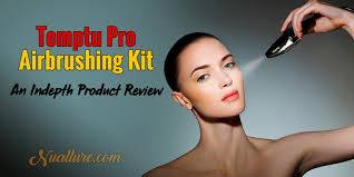 temptu pro airbrushing kit an indepth