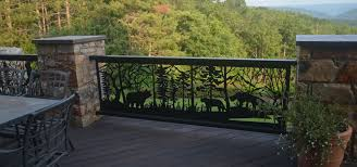 Custom Metal Railing For Your Deck Balcony Loft Or Stairs