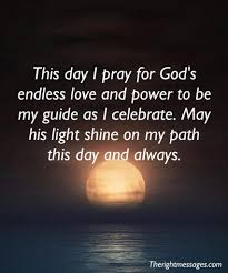 birthday prayers blessings for myself and loved ones the