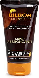 Bilboa Carrot Plus Unguento Super Abbronzante - 150 ml: Amazon.it ...