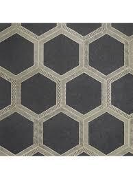 designers guild wallpaper zardozi charcoal