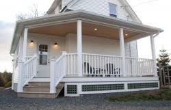 porch skirting soffits fascias