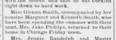 Glenna Smith, Margaret Smith and Kenneth Smith - Newspapers.com