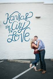 Kansas City So In Love Sign Wall Art Downtown Kansas City Engagement Photo Ideas Kansas City Missouri Kansas City