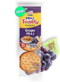toasty peanut er g jelly lance
