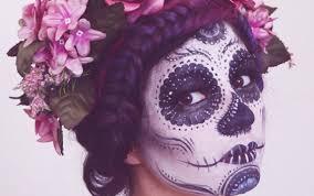 sugar skull makeup tutorial altvenger