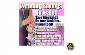 Wedding Savings Revealed - Save Thousands On Your Wedding, Guaranteed! by Sharron  Smith | NOOK Book (eBook) | Barnes & Noble®