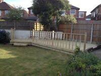 Second Hand Fences Fence Posts For Sale In Liverpool Merseyside Gumtree
