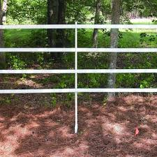 Plastic With Metal Spike Electric Fence Posts At Lowes Com