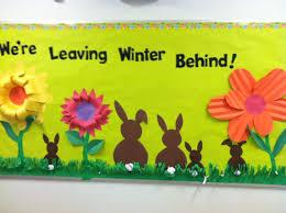 we re leaving winter behind spring