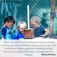 When we interfere with and try to... - Sunflower Creative Arts | Facebook