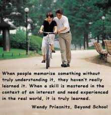 Quotes About Unschooling and Life Learning