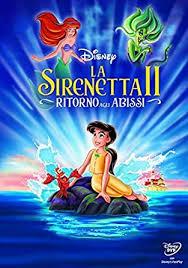 Amazon.com: La Sirenetta 2 - Ritorno Agli Abissi [Italian Edition] by Jim  Kammerud: Movies & TV
