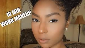 10 minute full face makeup tutorial