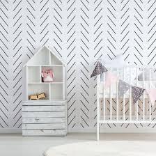 Nursery Stencils For Diy Decor Modern Nursery Kids Room Designs