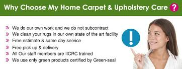 about us my home carpet cleaning nyc