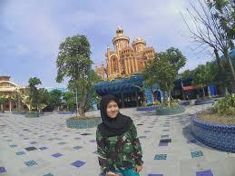 Atlantis Land Ken Park, Wahana Terbaru di Kenjeran Surabaya ...