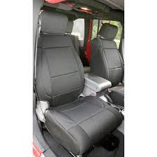 jeep jk wrangler neoprene front seat