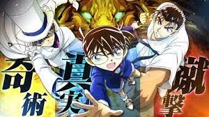 Detective Conan 23: The Fist of Blue Sapphire – Menurut Zahra ...