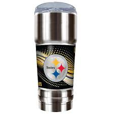 Officially Licensed Nfl 32 Oz Stainless Steel Pro Tumbler Steelers 8207720 Hsn