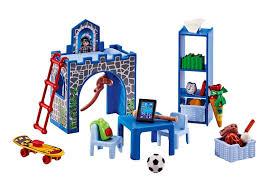 Playmobil 6556 Children S Room Boy S Room Or Kid S Room Walmart Com Walmart Com