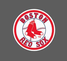 Boston Red Sox Wall Decal 24x24 Ebay