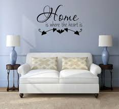 Home Wall Decal Wall Decal Quote Wall Decals Living Room Etsy
