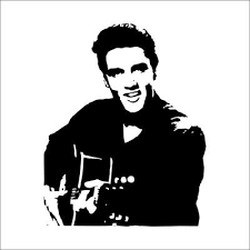 Buy Elvis Wall Decal From 31 Usd Free Shipping Affordable Prices And Real Reviews On Joom