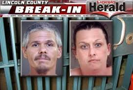Two People Arrested In Residential Break-In - Lincoln Herald - Lincolnton,  NC