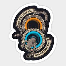 Stargate Stickers Teepublic