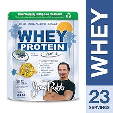 jay robb whey isolate review 2020