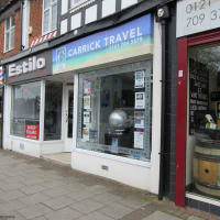 travel agents services near solihull