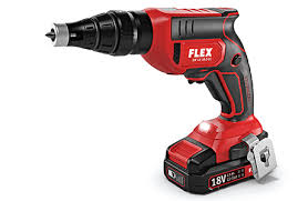 new from flex drywall driver 18 v