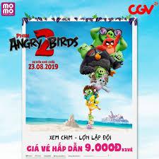 ?ANGRY BIRDS 2: TỪ THÙ ĐỊCH NAY HÓA... - CGV Cinemas Vietnam ...